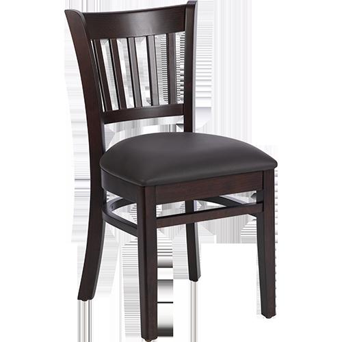 laura mit polster beige restaurantstuhl restaurantst hle. Black Bedroom Furniture Sets. Home Design Ideas